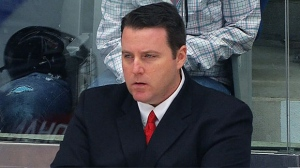 Women's hockey coach Dan Church resigns a mere two months before Sochi.