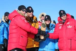 CTV Toronto: Prince Harry reaches the South Pole