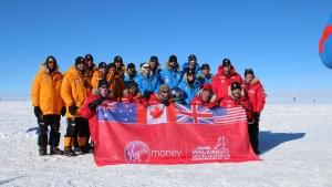 CTV National News: Prince Harry's Antarctica trek