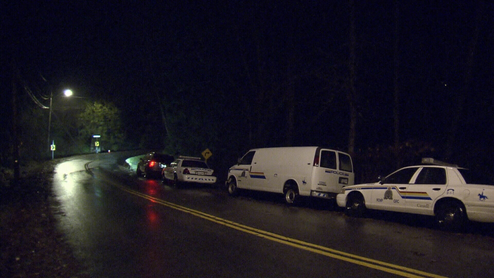 Coquitlam Mounties have discovered a dead body on Burke Mountain in Coquitlam. (CTV)