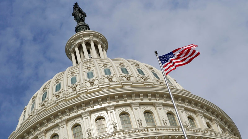 The Capitol Dome is seen on Capitol Hill in Washington, Thursday, July 28, 2011. (AP / J. Scott Applewhite)