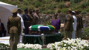 Nelson Mandela to be laid to rest