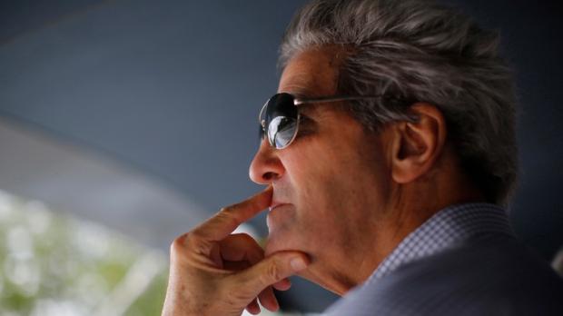 John Kerry visits Vietnam