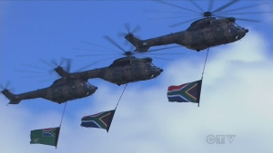 CTV News: Mandela's long journey home