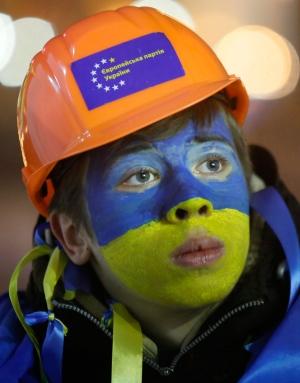 Ukraine opposition rally