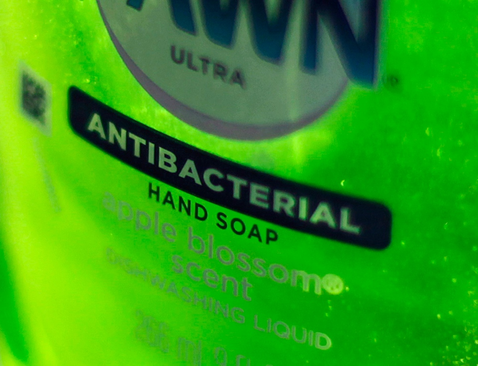 The FDA's rule applies to antibacterial soaps and washes sold over the counter.(AP Photo/Kiichiro Sato)