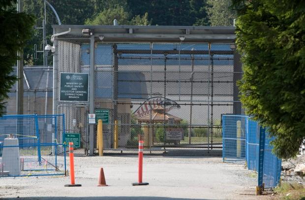Alouette Correctional Centre for Women