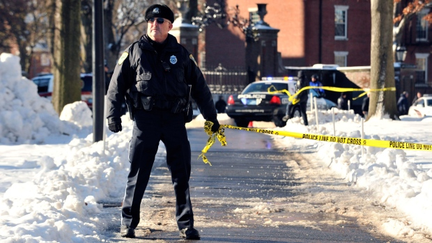 Harvard bomb threat