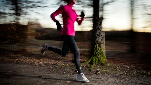 Daily exercise fights holiday feasting