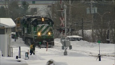 Rail service resumes in Lac-Megantic, Que.