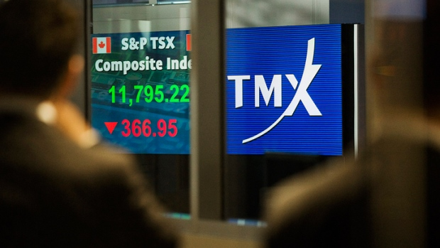 TSX higher after positive report on U.S. economy