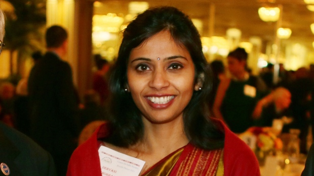 Indian diplomat said she was strip-searched