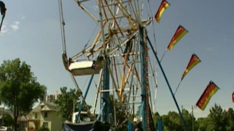 At this year's Fringe Festival, visitors will be able to enjoy carnival rides.