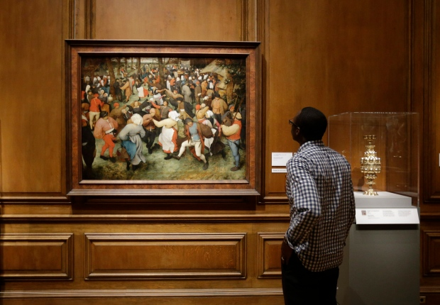 Detroit Owned Bruegel Painting Valued Up To 200m Van