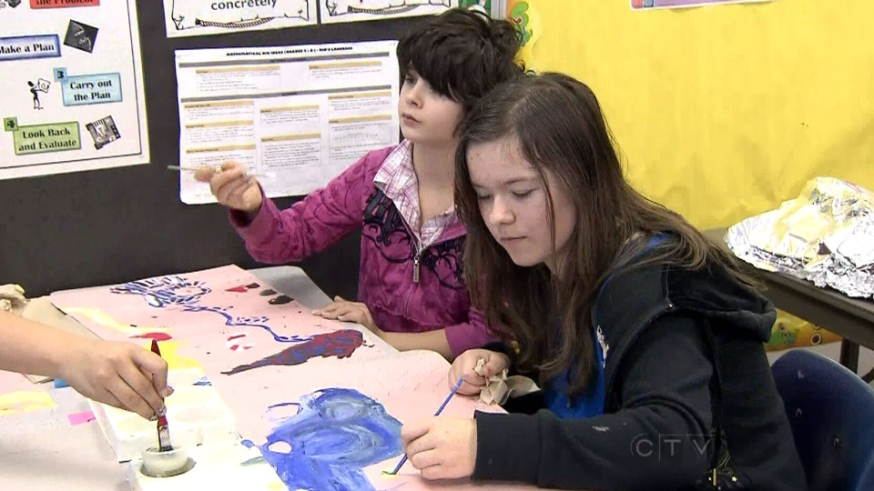 CTV BC: Surrey schools try scrapping letter grades