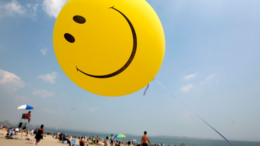 Survey shows more Canadians report high levels of happiness after age 55