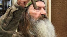 Duck Commander Phil Robertson in Nov. 2013