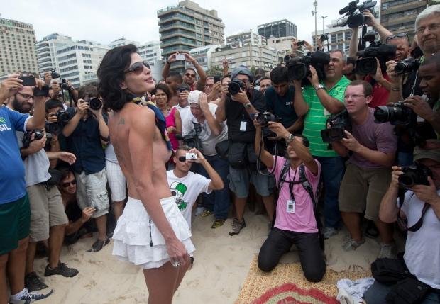 Women of rio janeiro nudity photos 439