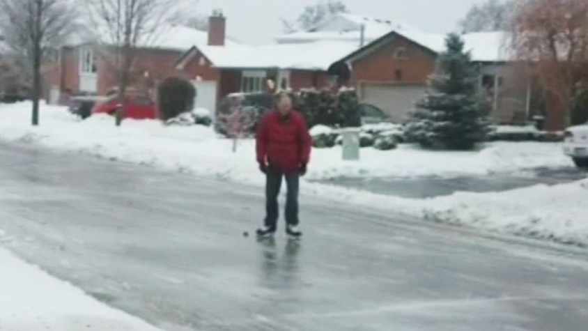 Major Ice Storm Headed For Southern Ontario Ctv