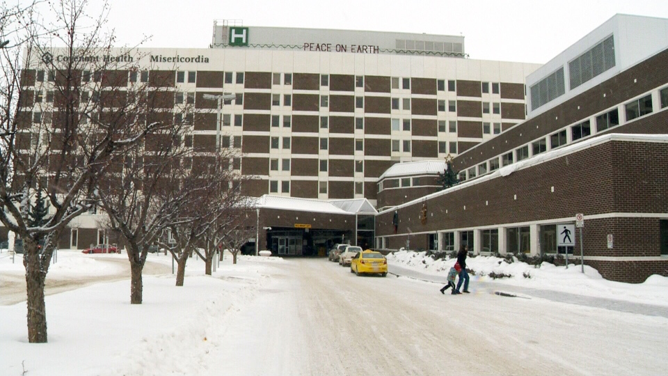 Misericordia Hospital in Edmonton has recently reported that about a dozen patients and staff have contracted serious cases of H1N1.