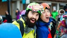 Snowboarder dies in B.C. avalanche