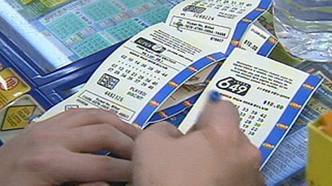 Lotto 6-49 ticket worth $1M sold in the Barrie area