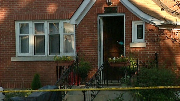 A home invasion led to injuries at an address on Borden Avenue in Kitchener, Ont. on Thursday, Aug. 11, 2011.