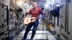 CTV National News: Canada's own rocket man