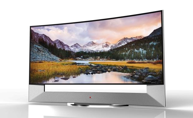 CES LG TV