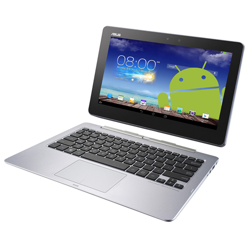 Android? Windows? Both? Asus is set to show its Transformer Trio at CES. (Photo: Asus)