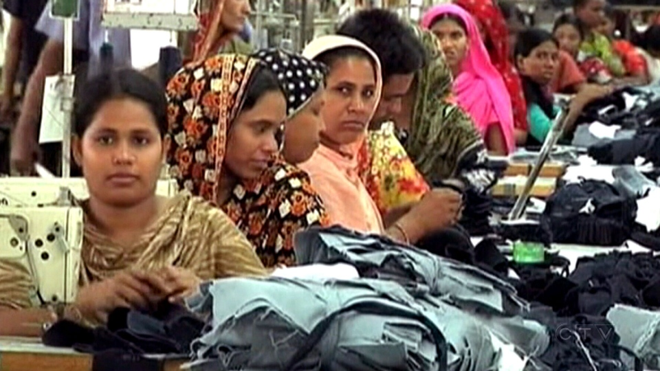 Eight months after the garment factory collapse in Bangladesh, a fund has been set up to help victims' families.
