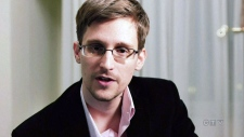 Snowden's alternative Christmas message