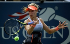 Eugenie Bouchard names athlete of the year