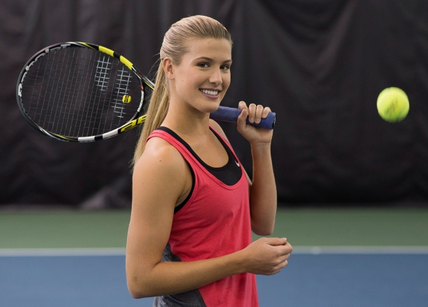A Look At Tennis Player Eugenie Bouchard Ctv News