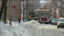 CTV Montreal: Snow Removal