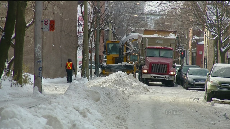 Snow removal is about to get a lot smarter in Montreal.