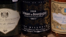 "The so-called ""Dom index"" equates sales of high-end Champagne with the state of the economy. Aug. 12, 2011. (CTV)"