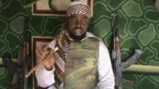 Boko Haram leader Abubakar Shekau, 2012