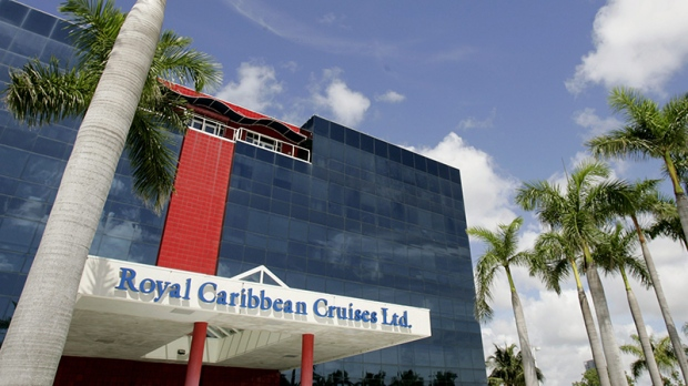 Royal Caribbean's Miami offices in 2006
