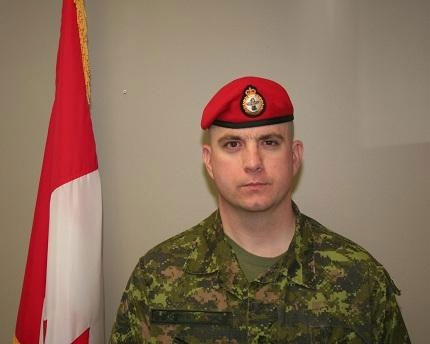 Corporal Brendan Anthony Downey was found dead in an accommodation room in the Theatre Support Element compound in the Middle East on July 4, 2008. (Department of National Defence)