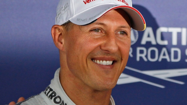 Michael Schumacher's condition remains stable