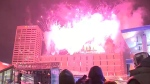 Edmonton fireworks 2013