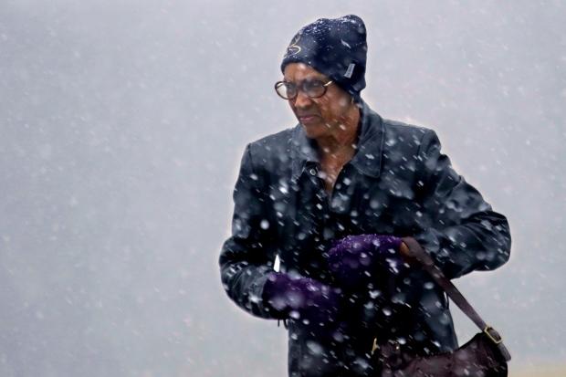 2014 New England Winter Storm