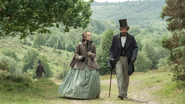 The Invisible Woman movie review
