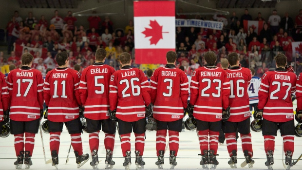 Canada shoots for gold at the 2014 WJHC