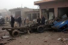 Massive bomb attack in Balad Ruz