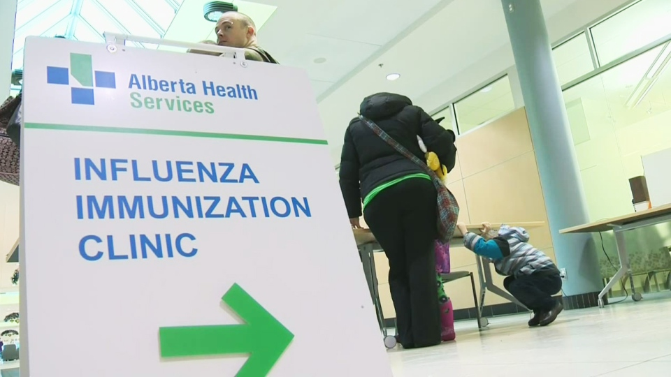 Health officials are urging people to get their flu shot before the peak of the flu season hits.
