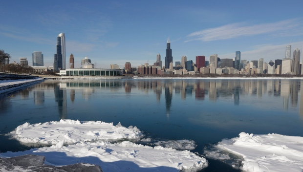 U.S. braces for deep freeze