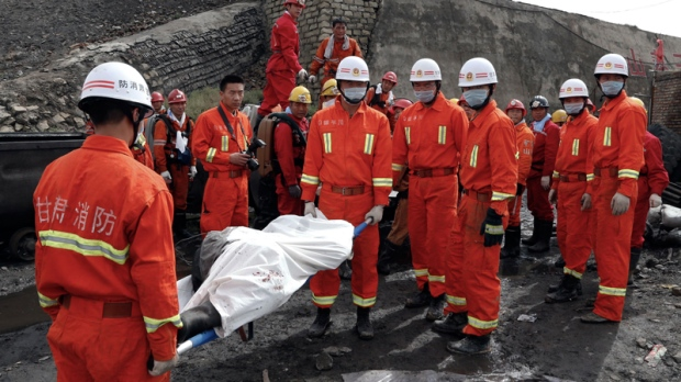 China Says It Saw Drops In Coal Mining Accidents And Deaths In