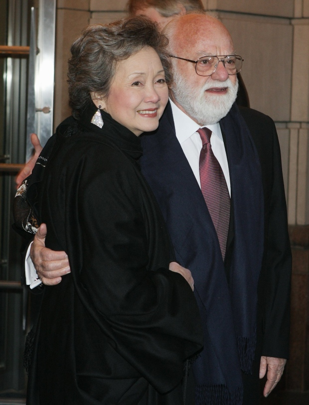 Saul Zaentz, movie producer, dead at 92
